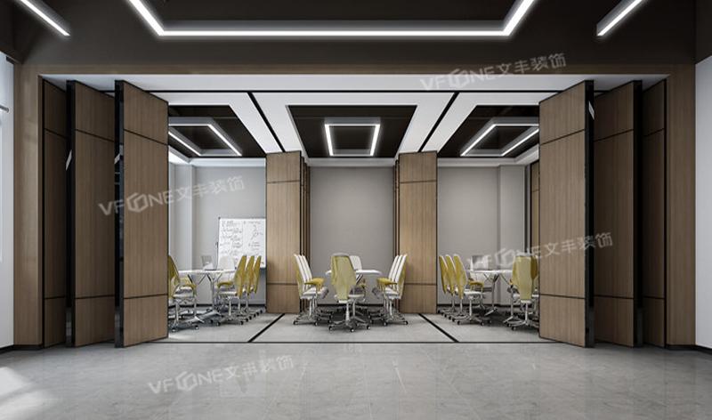 福田办公室装修设计