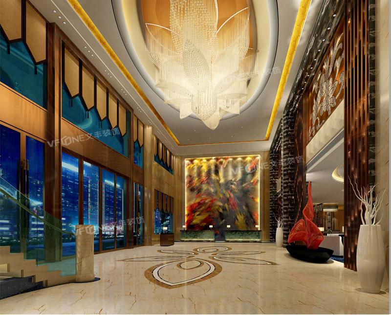 深圳酒店装饰设计