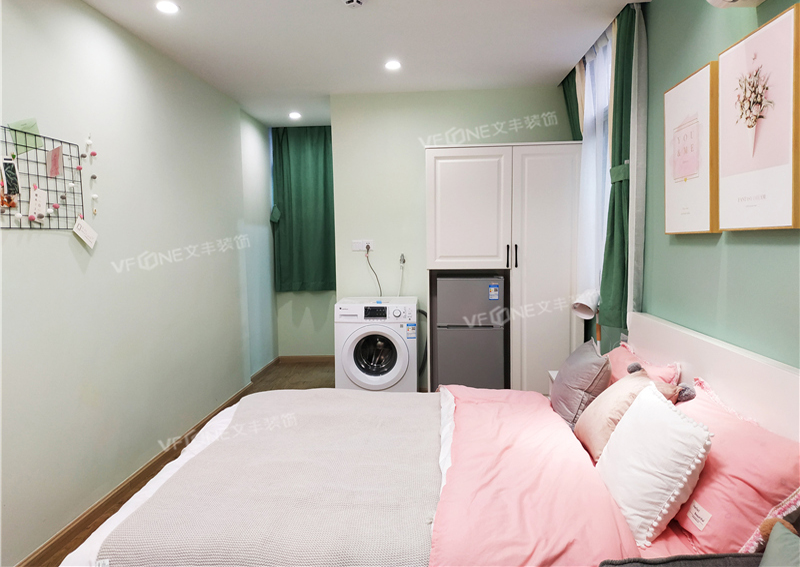 公寓装修实景图