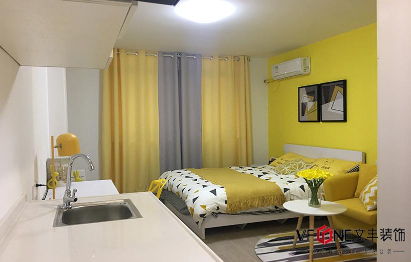 深圳公寓装修设计