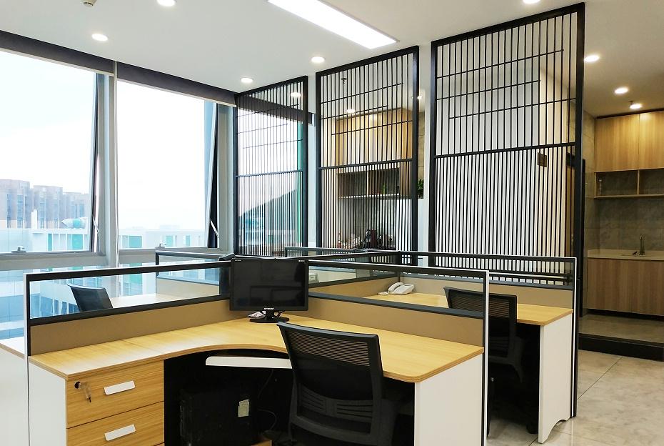 深圳办公室装修设计企业