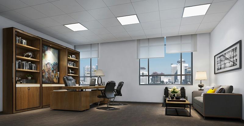 南山办公室装修设计