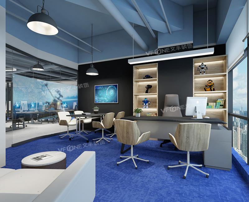 茶光办公室装修企业