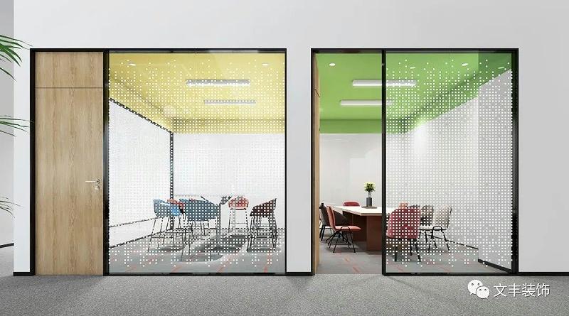 福田办公室装饰设计