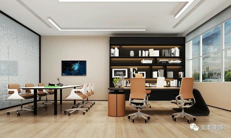 深圳办公室装饰设计