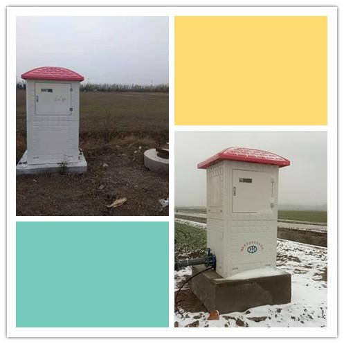 1灌溉控制箱1
