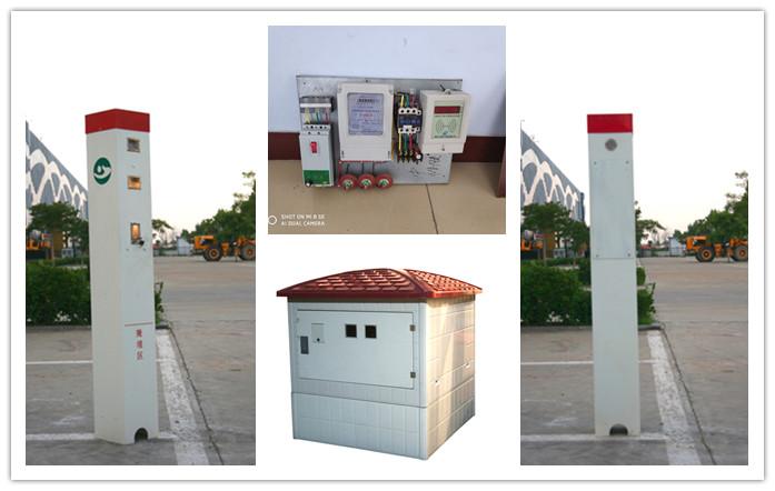 5 IC卡灌溉充值仪 IC卡农业机井灌溉收费控制系统 农业水价改革水电双计智能灌溉控制器