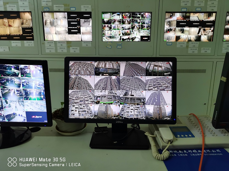 高空抛物摄像头安装效果展示