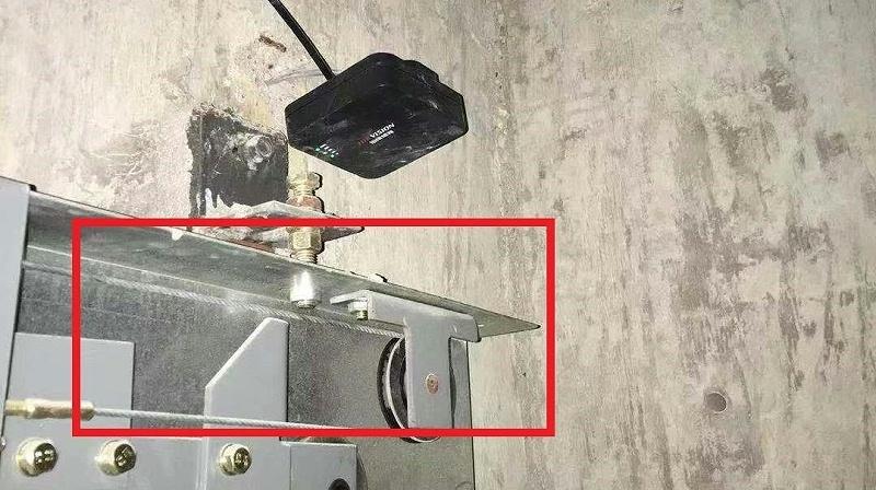 海康威视监控设备电梯网桥安装