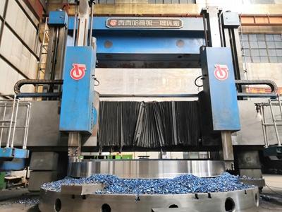 大型铸钢件加工
