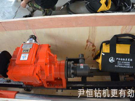 ZQJC-800 9.2S气动架柱钻机