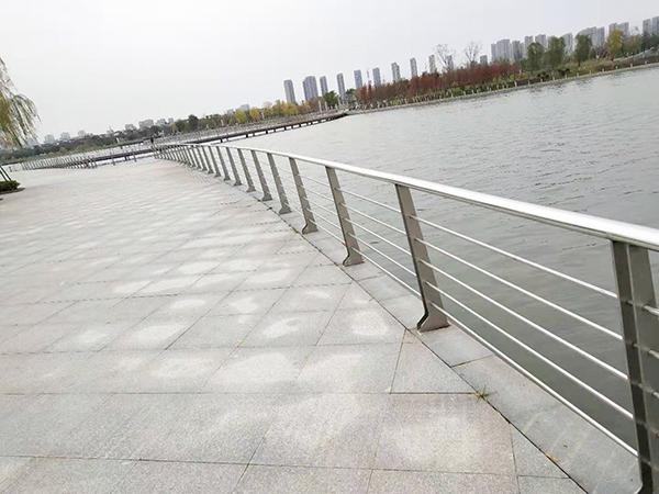 河道不锈钢护栏