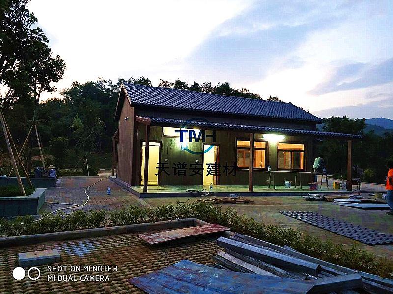 钢结构房子安装