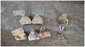 铝型材门阻