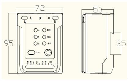 8 产品尺寸图