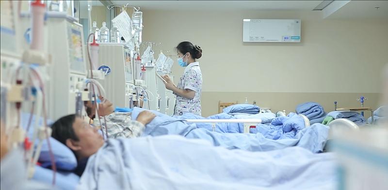 雅安仁康医院透析室