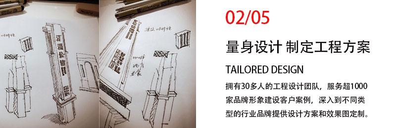 前期标识提供写字楼标识标牌产品