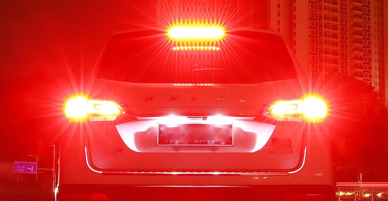 汽车尾灯方案开发