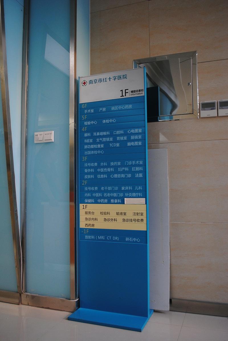 医院标识的三大重点说明