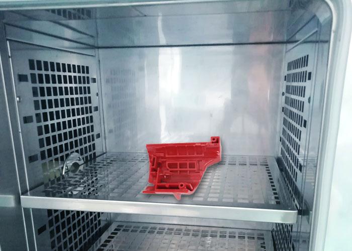 塑料注塑加工-产品温度检测