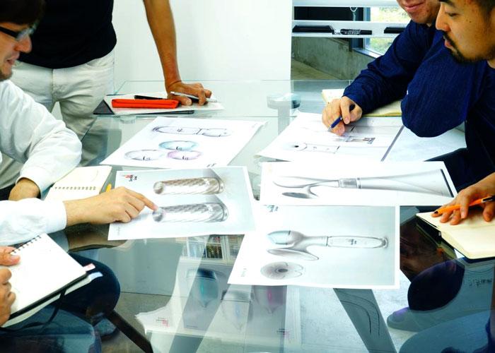 注塑模具产品设计研讨