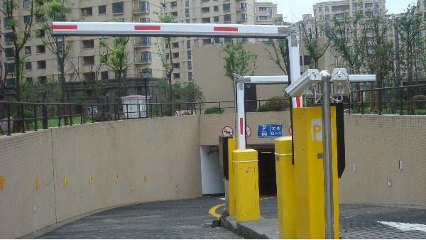 智能停车场系统的组成