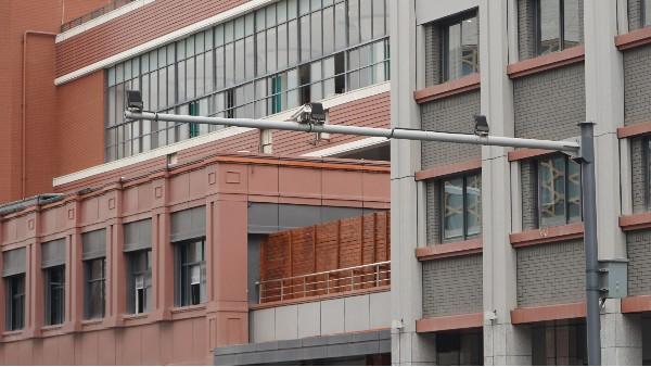 如何最低成本搭建远程实时监控系统——欣荣泰施工现场