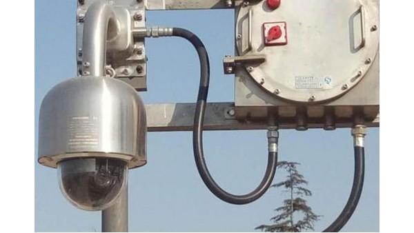 防爆监控安装方法