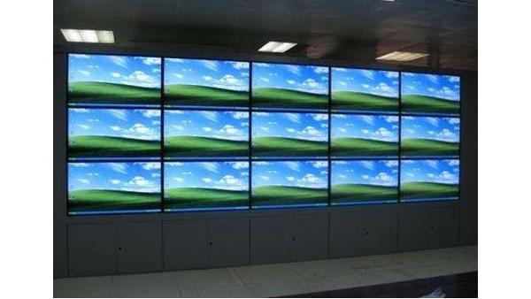 大屏幕拼接系统的构成