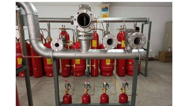 机房消防系统设计时应注意的问题