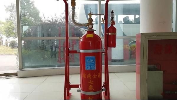 机房里需要安装哪些灭火系统