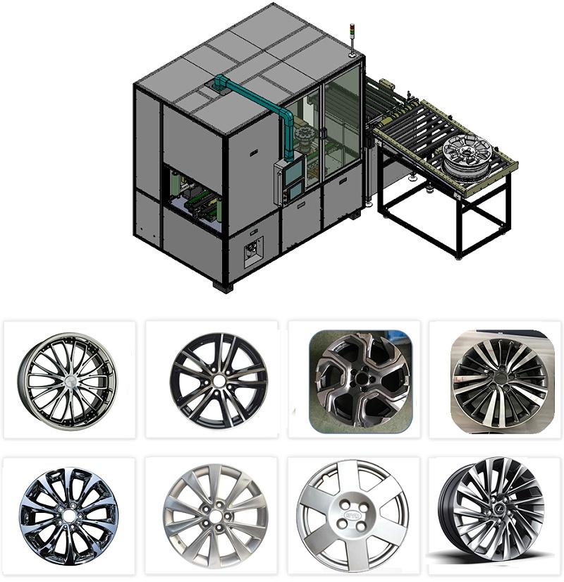 轮毂动平衡机