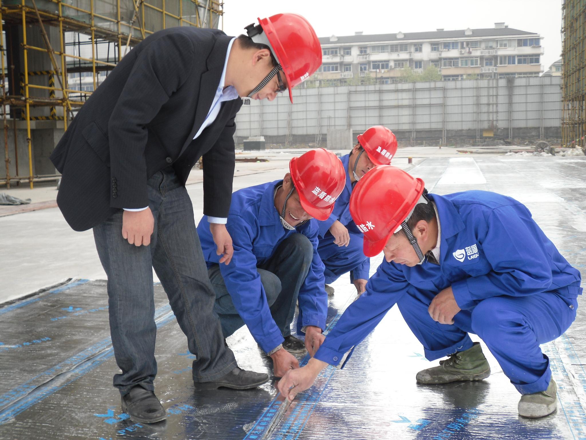 杭州蓝盾管理团队