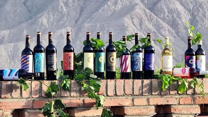 中菲葡萄酒-国产葡萄酒-新疆葡萄酒-中菲酒庄