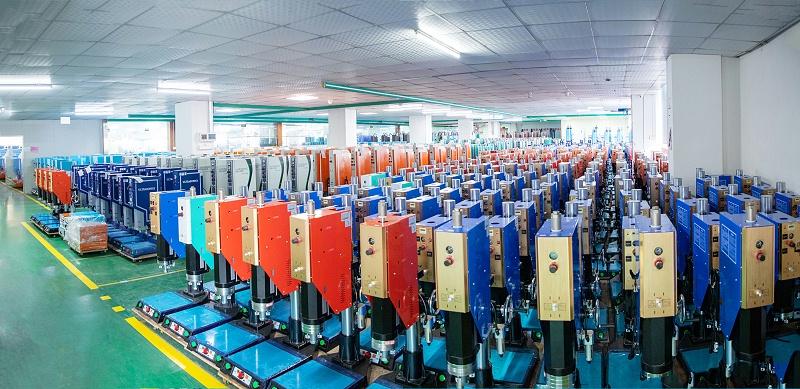超声波焊接机自动化生产